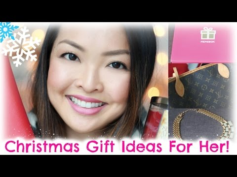 10 Christmas Gift Ideas For Her!