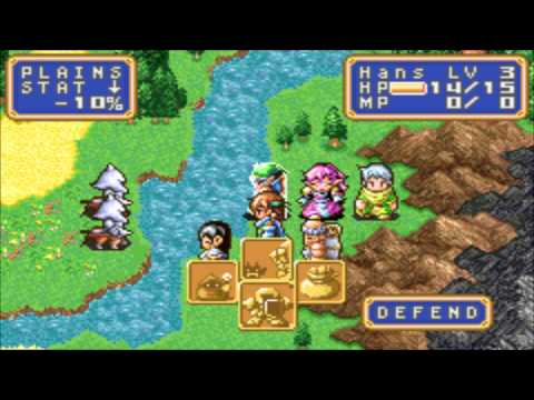 Camelot Software Boss Is Keen To Make Shining Force IV A