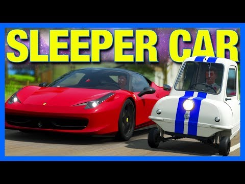 Forza Horizon 4 Online : THE SUPER SLEEPER CAR!! thumbnail