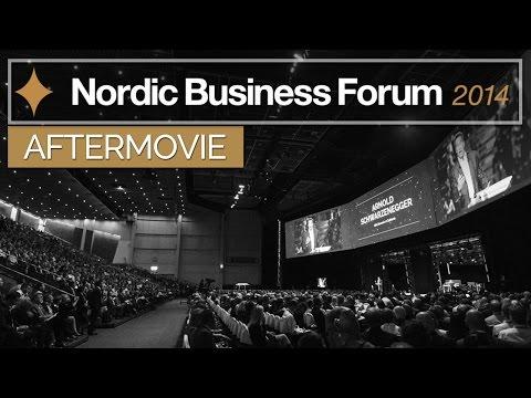 Nordic Business Forum 2014 Compilation Video