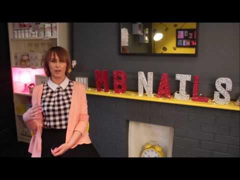 Michele Burke Nails video testimonial about BEUTiFi.com