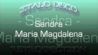 ITALO DISCO - Sandra - Maria Magdalena