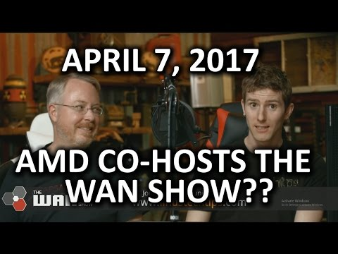 Google & Facebook Filtering FAKE NEWS?? - WAN Show April 7, 2017