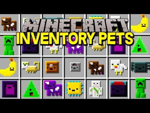 [1.7.10] Inventory Pets Mod Download | Minecraft Forum