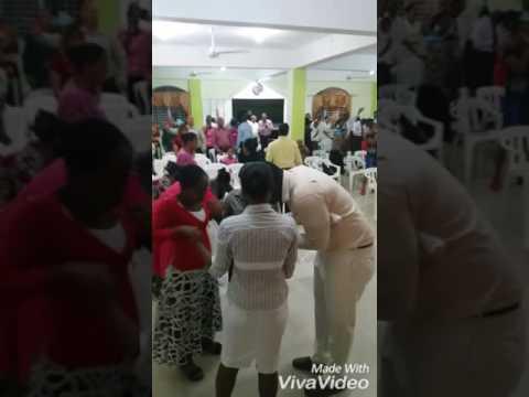EVANGELISTA INT JORDAN ROSS , ESPIRITU SANTO Y FUEGOOOOOO.