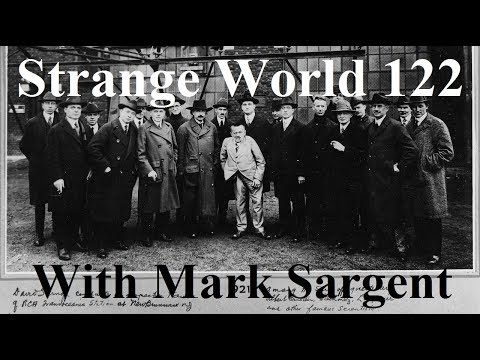 Flat Earth & current events that don't make sense - SW122 - Mark Sargent ✅