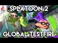 Splatoon 2 Gameplay (Global Testfire) - A Newb's Impressions