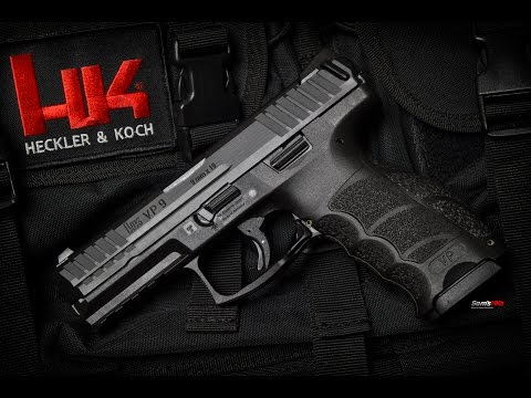 How to Clean a Handgun H&K VP9