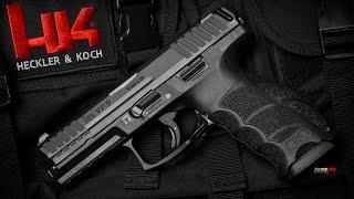 How to Clean a Handgun H&K VP9