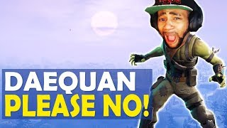 DAEQUAN PLEASE NO....