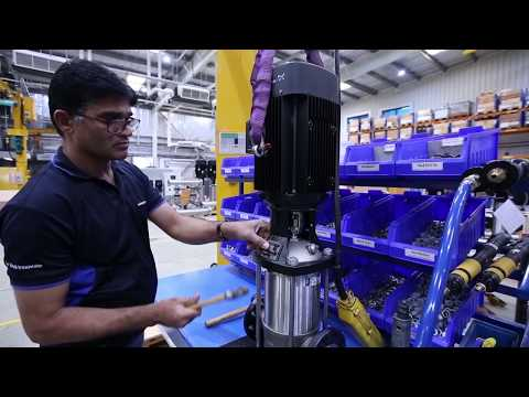 Grundfos Gulf Distribution UAE Assembly Plant