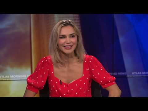 Samaire Armstrong On New Movie