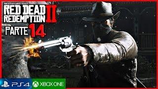 RED DEAD REDEMPTION 2 Parte 14 Gameplay Español 4K | Mision Predicando el Perdón a su Paso