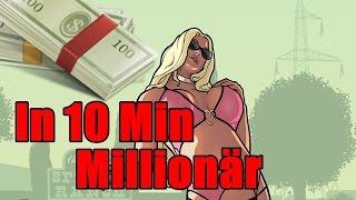 GTA San Andreas: Schnell und einfach Geld verdienen! [HD - OHNE CHEATS]