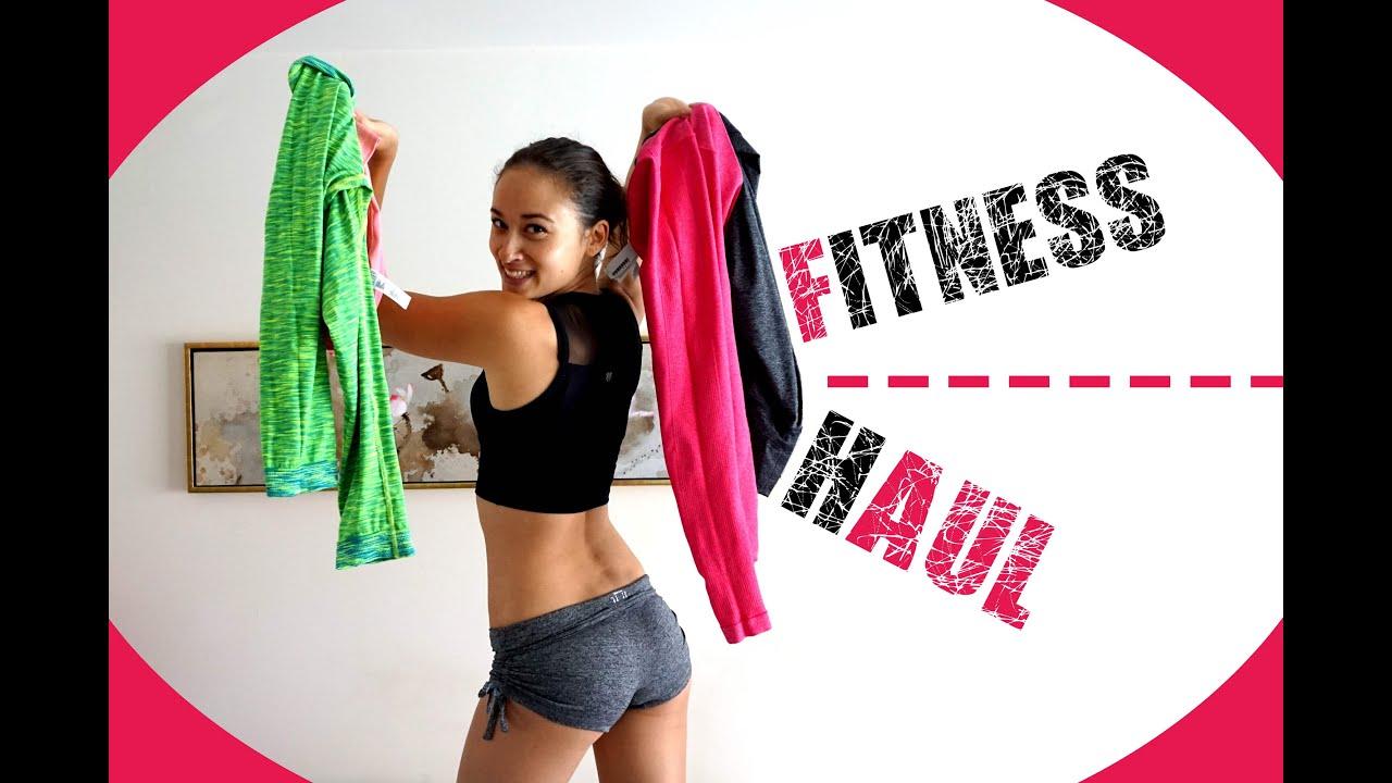 Genieße den kostenlosen Versand tolle Preise Leistungssportbekleidung Sportbekleidung - Shopping Haul - Lookbook - Sportklamotten - Fitness  Kleidung