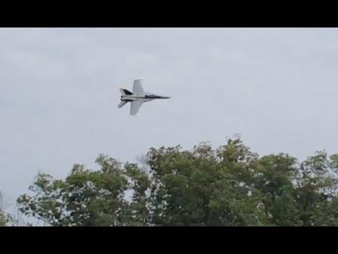 FMS F-18F  The best 70mm EDF jet of 2018