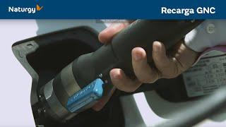 ¿Cómo recargar un vehículo de gas natural comprimido (GNC)? | Naturgy