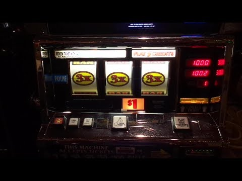 $1,000 Slot Machine Hit * 1st Ever Gambling VLOG * Blackhawk, CO *