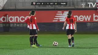 Liga 18-19 - J.21 - Athletic Club 2  Real Betis 2