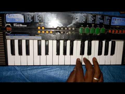 Cg Songs, SAPNA MOLA KABAR AATHE O SURATA DIN RAT SATATHE NA .piano Casio