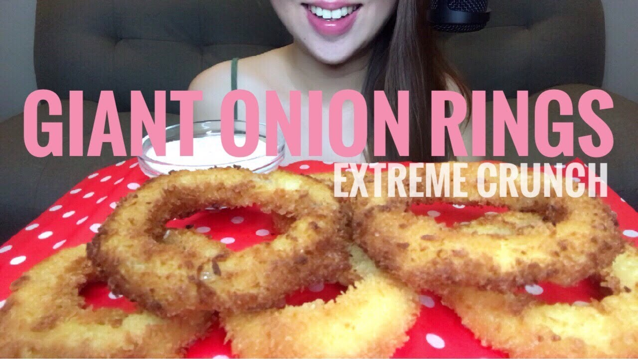 Asmr Crunchy Onion Rings Cooking Eating Sounds No Talking Youtube Asmr onion rings stuffed mozzarella cheese extreme crunch eating sounds no talking sas asmr. asmr crunchy onion rings cooking eating sounds no talking