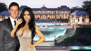 Rory McIlroy RICH Lifestyle: Hot Babe, Big Mansion, No Problem!