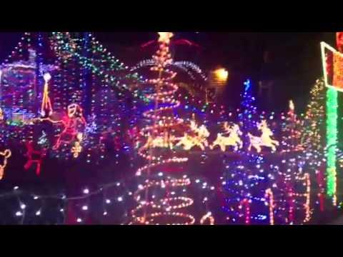 Best Christmas Lights in Boston 2012 - YouTube