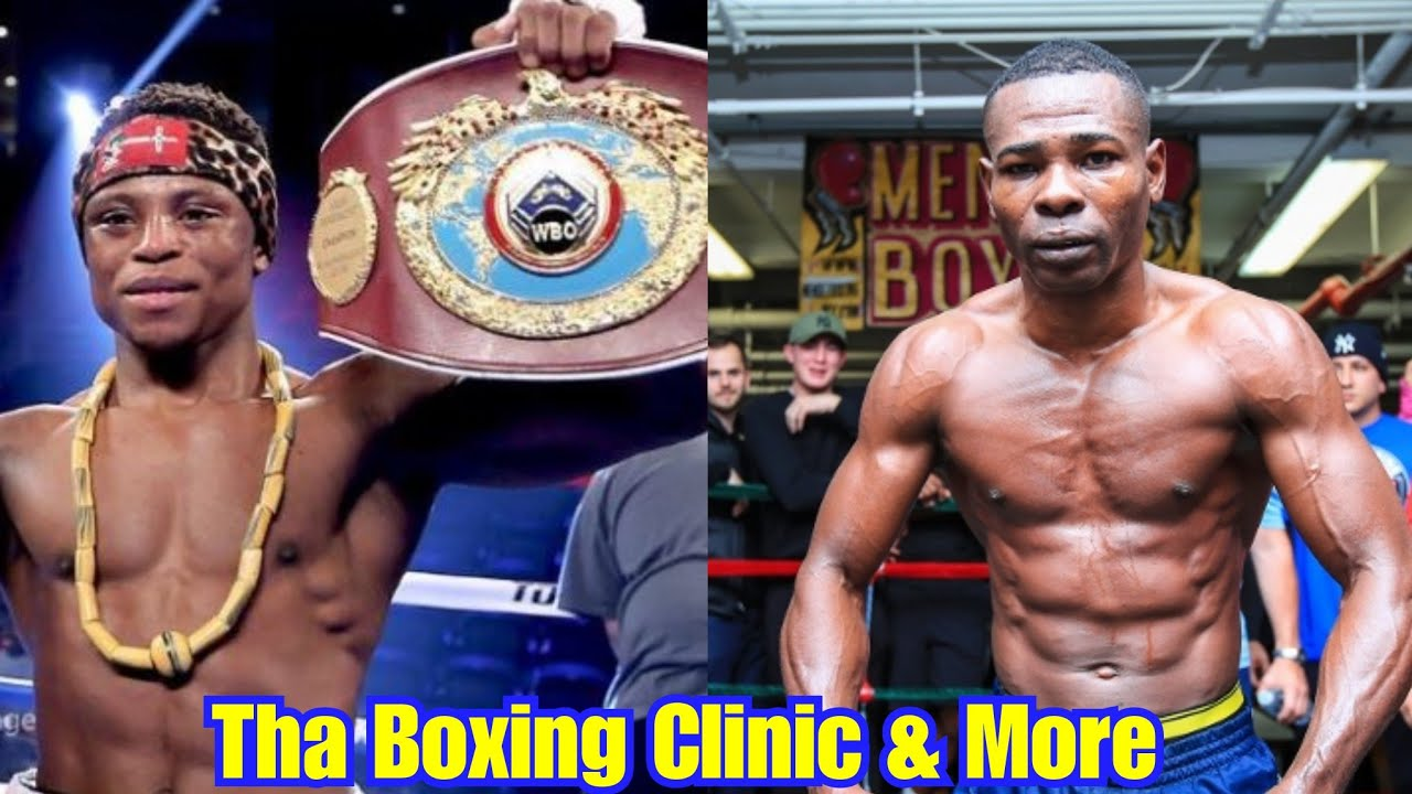 Image result for Isaac Dogboe vs Guillermo Rigondeaux