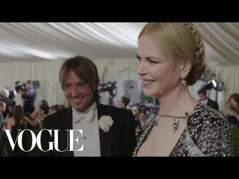 Nicole Kidman and Keith Urban on Being Each Other's Guilty Pleasure | Met Gala 2016
