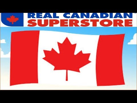 Real Canadian Superstore visit | Real Canadian Superstore Winnipeg