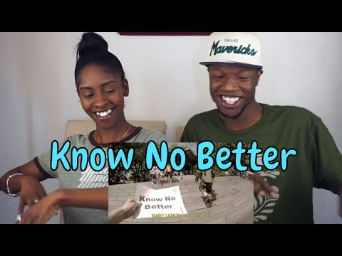 Major Lazer - Know No Better (feat. Travis Scott, Camila Cabello & Quavo) - REACTION