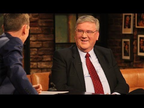 Pat McDonagh on compo culture in Ireland | The Late Late Show | RTÉ One