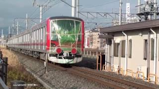 【再掲】JR貨物 甲種輸送の東武鉄道70000系 DE10&EF65牽引(H29.2.25)