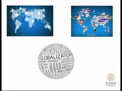 Lecture on retail internationalisation and branding