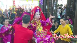 Nghệ Nhân Ưu Tú Đặng Hồng Anh _ Loan Giá 36 Giá Đồng Đẹp Nhất 2018HD 1