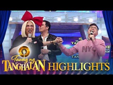 Vhong shows his support to Vice's love life | Tawag ng Tanghalan