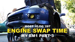 Most Vlog 287 - My Em1 Part 3
