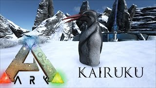 Ark Survival Evolved - Kairuku Showcase and Usefulness