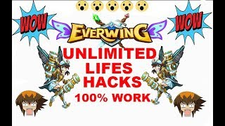 EVERWING HACK 2018 UNLIMITED LIFE  HACKS by SALMAN VLOGS