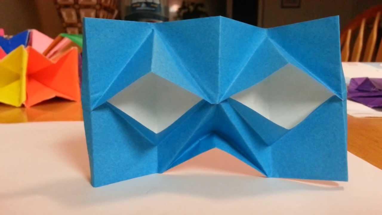 Origami blinking eyes designed by jeremy shafer not a tutorial origami blinking eyes designed by jeremy shafer not a tutorial jeuxipadfo Choice Image