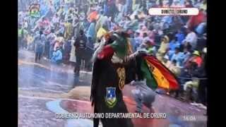 Fraternidad Artistica Cultural La Diablada. Carnaval de Oruro 2015
