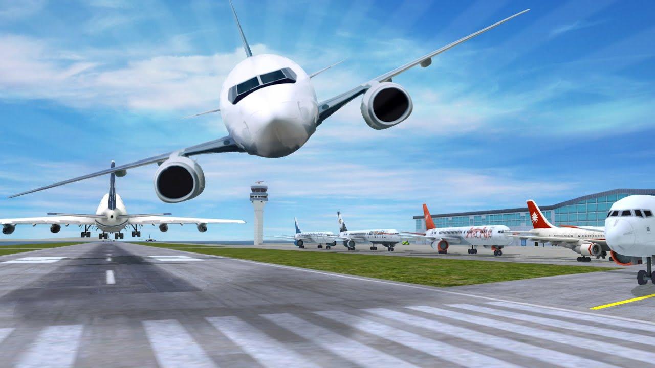 Airport Madness 3D! | Big Fat Simulations