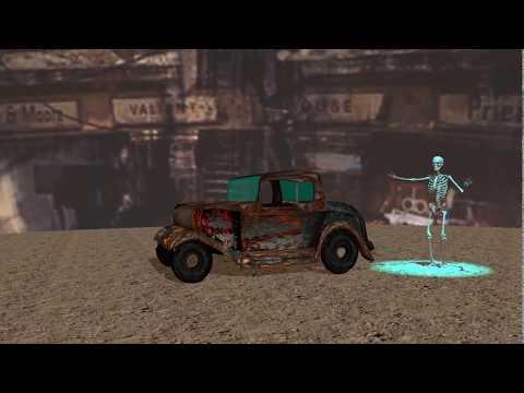 Mr Bones Presents Rusty Tin Can Alley