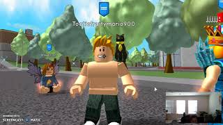 Trolling people that I'm Tarzan in roblox + reacting to a video of some What The Bot episodes.