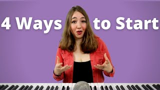 How to Write a Song in 2021 (4 Ways to Write a Song for Beginners)