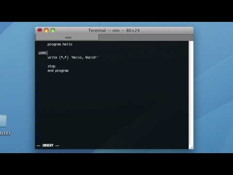 how to download intel fortran compiler