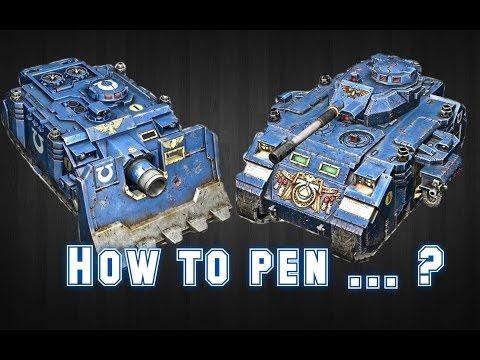 How to Pen Predator UM and Vindicator UM ? World of tank blitz + Commentary