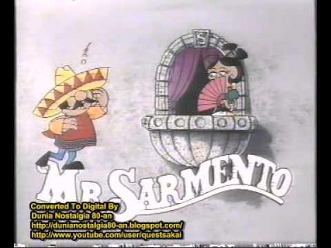 Iklan Permen Jadul Mr Sarmento (RCTI'92) - YouTube