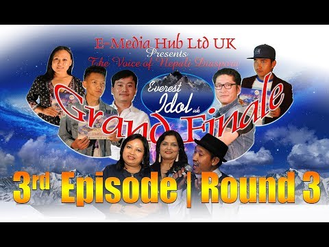 FINAL ROUND | EVEREST IDOL UK 2017 | GRAND FINALE | Final Cut all copyright content