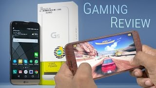 LG G5 Gaming Review /w Benchmarks!